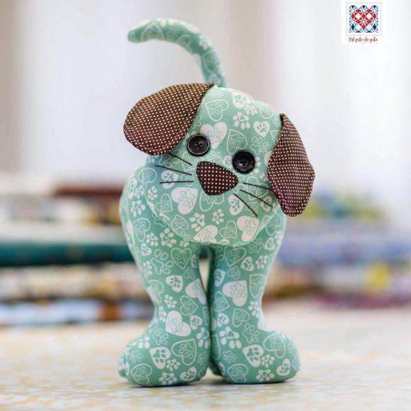 mehka igrača kuža