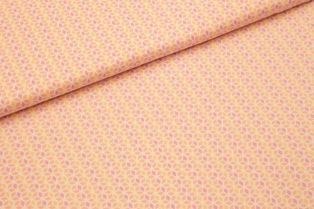Emillia roza vzorci na beli