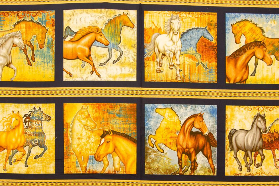 Horse lover panel