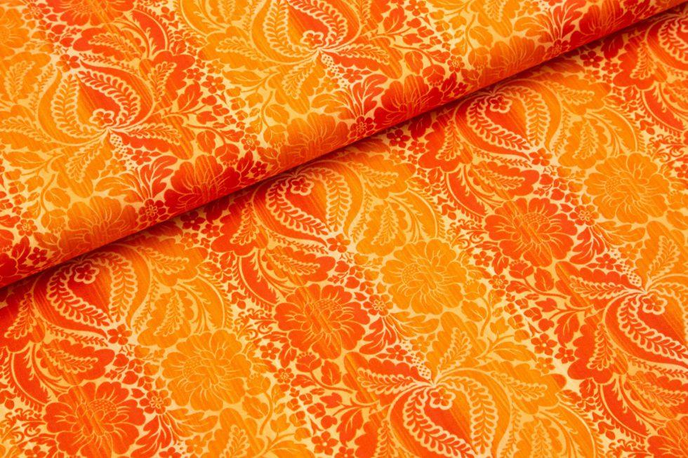 Jardiniere oranžna