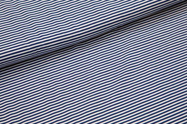 Modre črte na beli