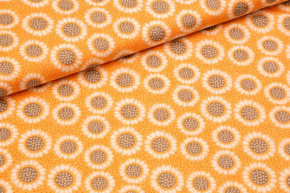Sunflowers sončnice na marelični